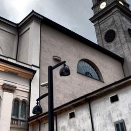 Valmadrera, chiesa cantiere aperto Ora si pensa al campaniletto