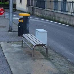 Valmadrera. Nuove pensiline  alle fermate del bus entro febbraio