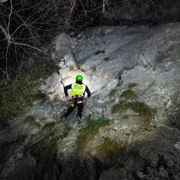 Barzio, due alpinisti in difficoltà  Recuperati allo Zucco Angelone