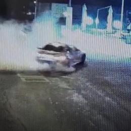 "Dervio, ""Fast & furious"" in via Matteotti  Stanati e stangati i due automobilisti"