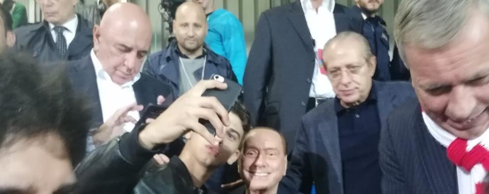 I ricordi di Adriano Galliani  «Venivo a Lecco per vederlo in A»