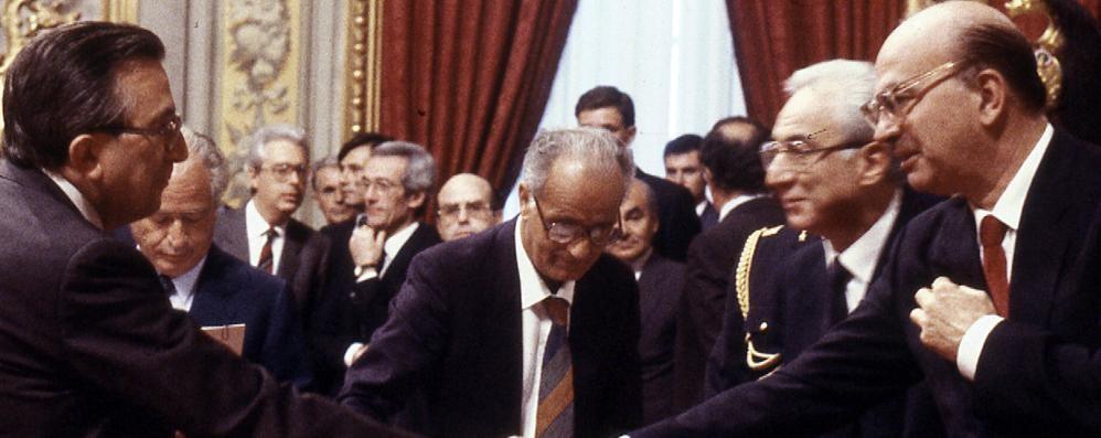 Nostalgia canaglia  della vecchia politica