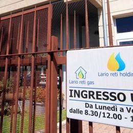Nuova società reti gas   A Lecco da gennaio c'è Lereti