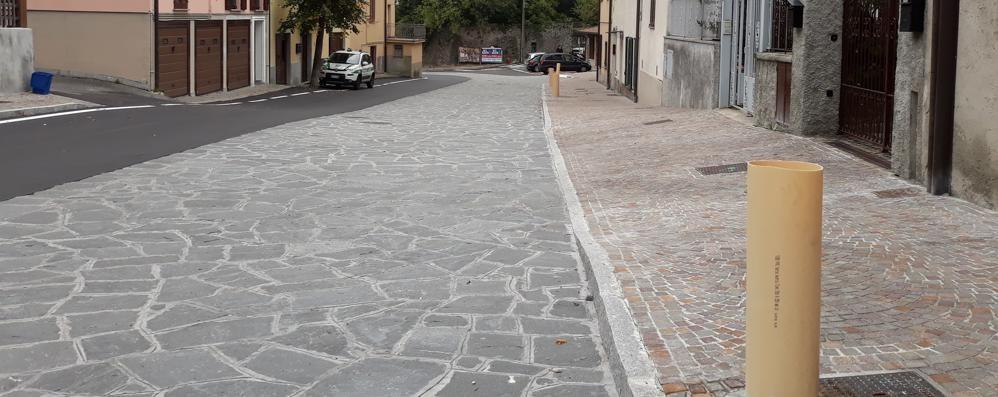 Valmadrera. I led in piazza Fontana   Poi i nuovi impianti in tutte le strade