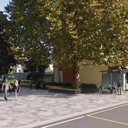 Viale Verdi a Merate, tutto pronto  Il 2020 sarà l'anno della rinascita