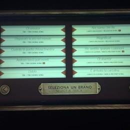 Premana, la memoria è salva  I canti popolari rivivono nel juke box