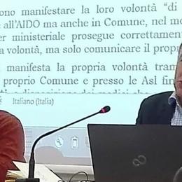 Aido Lecco, 700 nuovi iscritti  E dalla Regione 80mila euro