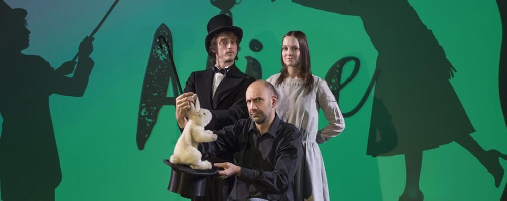 «Al Piccolo Teatro un debutto da fiaba»