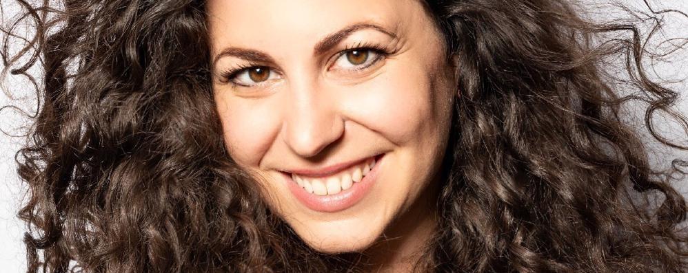 Bianca Tognocchi:  «Con voce e passione  ho convinto il pubblico europeo»