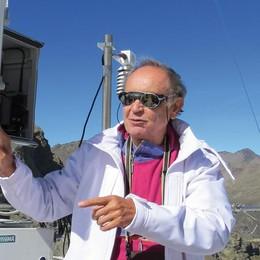 Ritiro dei ghiacciai:«La situazione è drammatica»