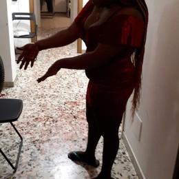Lite tra richiedenti asilo  Donna ferita a un braccio