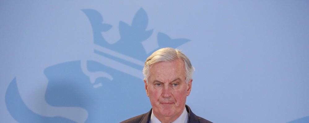 Brexit: Barnier, accordo è risultato 18 mesi intenso negoziato