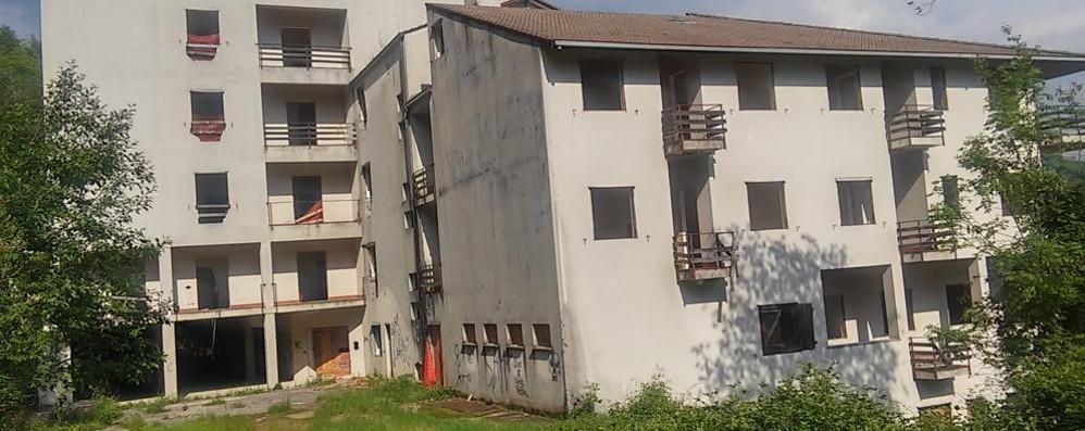 """Ex """"Casa del pensionato"""", c'è speranza  «Residenza sanitaria o per anziani»"""