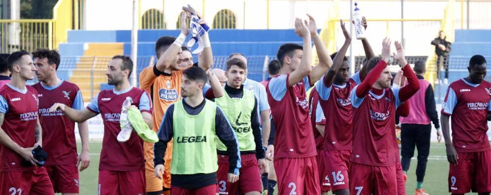 Il Lecco batte il Savona  Olginatese, vittoria e speranza