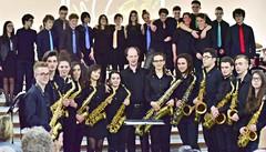 """Connubio tra musica e parole  Sul palco gli studenti del  """"Ciceri"""""""