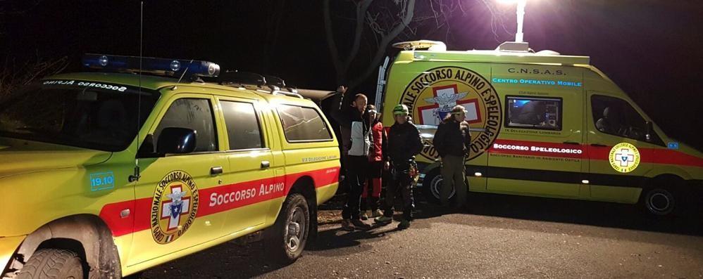 Escursionisti perdono l'orientamento  Stavano raggiungendo un rifugio, salvi