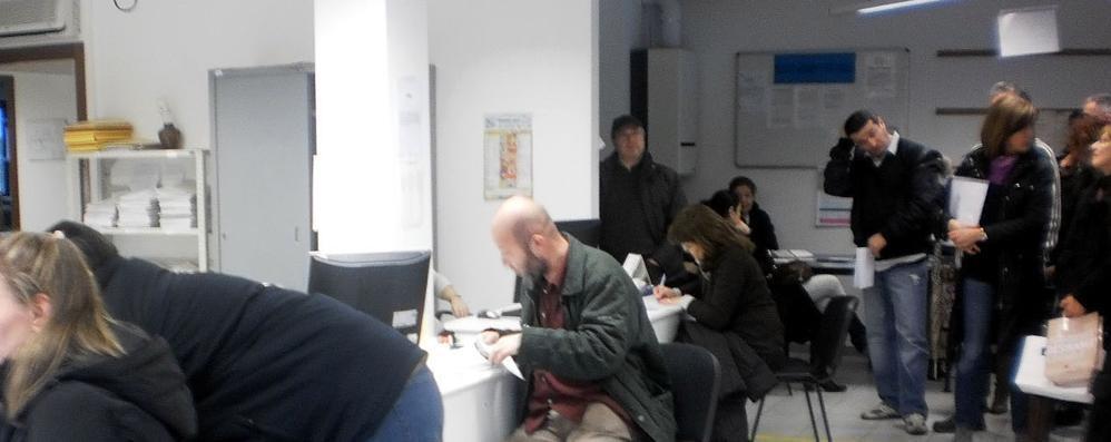 Lecco. Reddito cittadinanza  Caf presi d'assalto