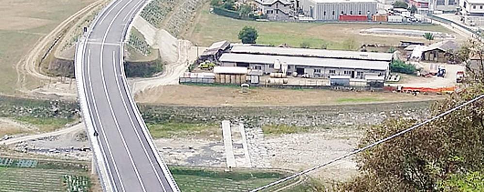 A maggio gli autovelox sulla statale 38  Installati nella parte a quattro corsie