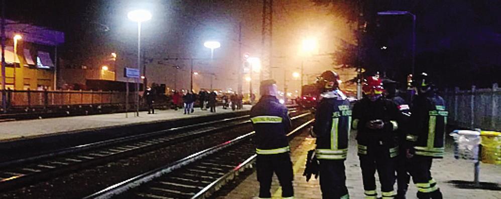 Travolto e ucciso dal treno La tragedia a Maggianico