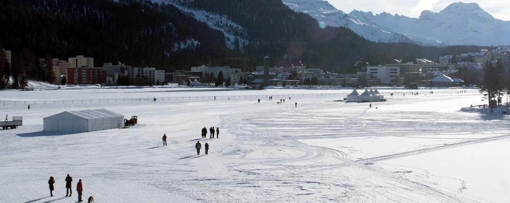 Mega party a Sankt Moritz: sorride l'economia locale