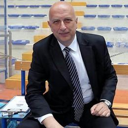 Bartocci alla guida del Lecco  Ha allenato la Juve Caserta