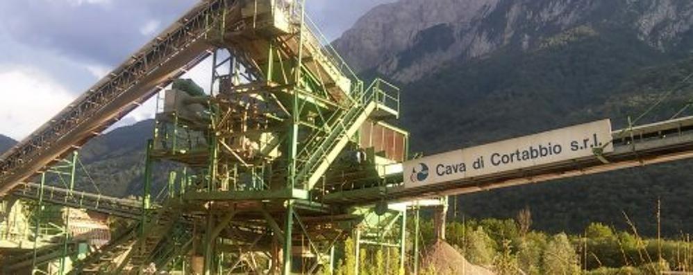 Ex cava di Cortabbio, l'asta va deserta  Comune spiazzato: «Ma ci riproveremo»