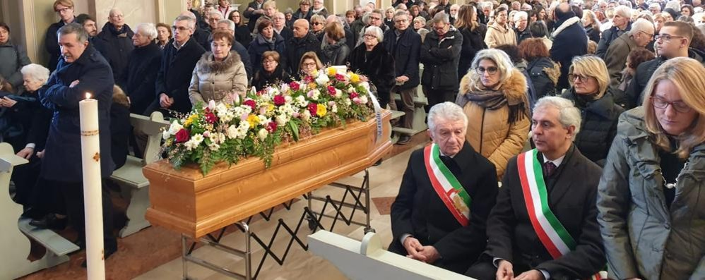 «Addio Giusi  Ci hai toccato il cuore»