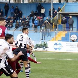 Lecco, D'Anna felice:   «Che liberazione quel gol»