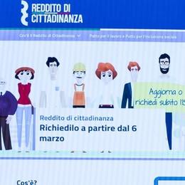 Attivo il sito per il reddito di cittadinanza  Massimo 780 al mese: scopri i requisiti