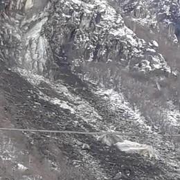 Allerta frane. Valle Spluga, la statale 36 è stata riaperta