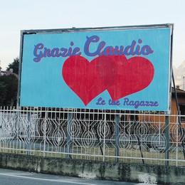 Pescate, il messaggio d'amore   che inguaia Claudio