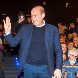 Zingaretti e Salvini  Perseveranti e vincenti