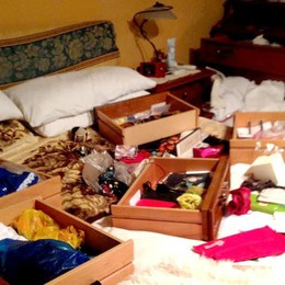 Faccia a faccia con i ladri  Terrore in casa a Erba
