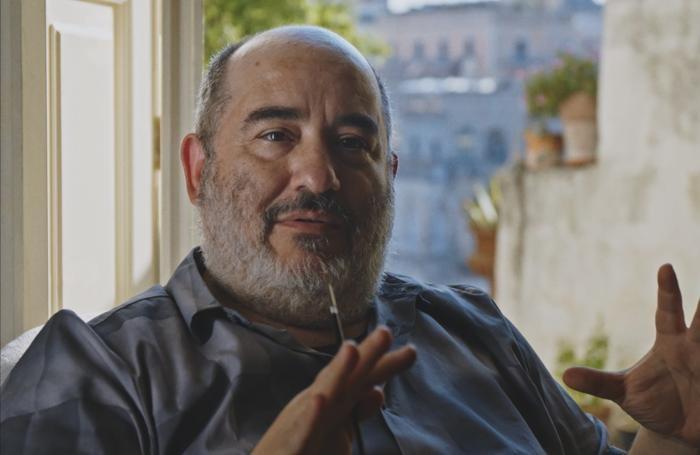 Giuseppe Palumbo, disegnatore di Diabolik
