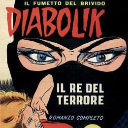 Anche Diabolik aiuta il Gloria  Film e mostra sui  disegnatori