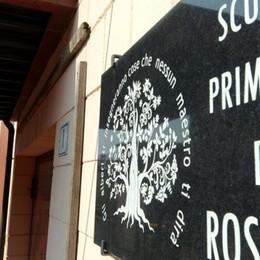 Calolzio, requiem per la scuola di Rossino  Solo sei iscritti, chiusura in tempi brevi
