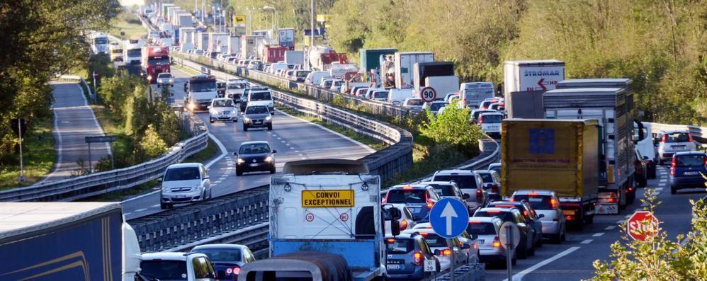 Strade e infrastrutture   Lecco dice basta