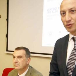 Buffagni a Lecco  «Soldi per l'innovazione»