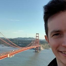 Olginate, Smartphone, l'evoluzione  Vince e vola a San Francisco