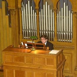 L'organo suona nel segno di Bossi  Al Carducci un concerto tra due secoli