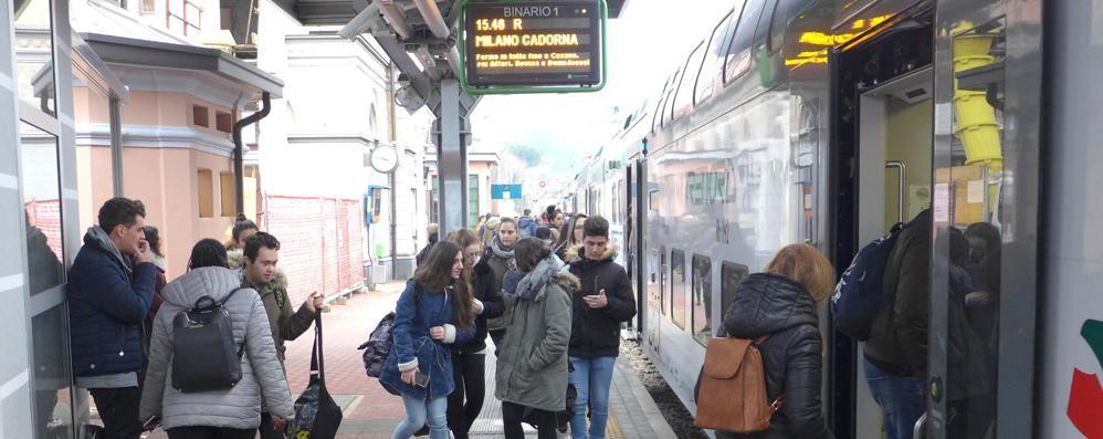 «Un treno diretto da Erba a Como»  Il progetto presentato in Regione