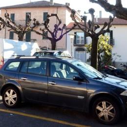 Lierna, a nuova piazza ruba i parcheggi  I commercianti protestano in Comune