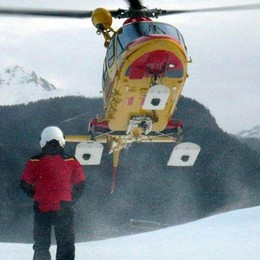Ancora una tragedia sulla neve  Muore per una caduta in pista