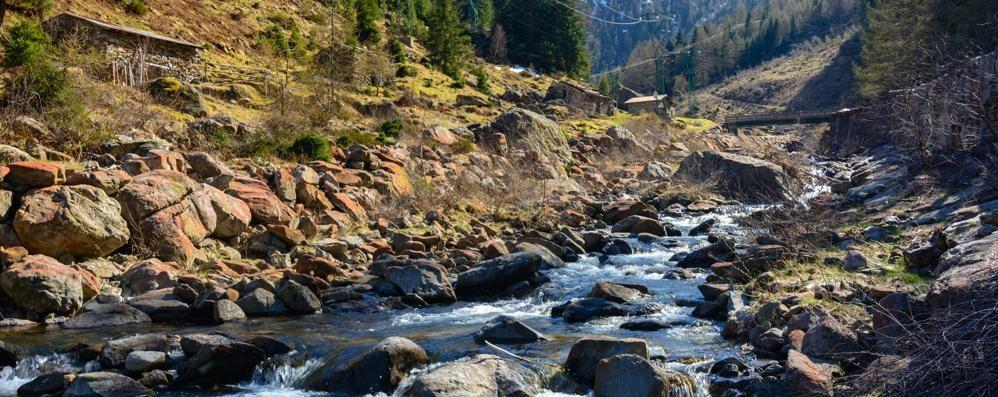 Val Gerola, spunta il sentiero del Bedolino