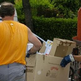 Colico, troppi rifiuti, la Tari aumenta  Per la raccolta si spende di più