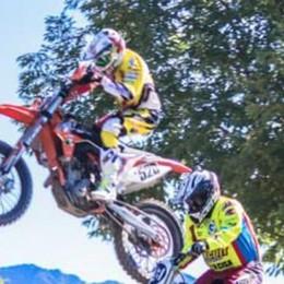 Incidente sulla pista di motocross Muore motociclista di Tavernerio