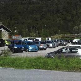 """Su Taceno """"piovono"""" 200mila euro  Nasce il posteggio dell'area industriale"""