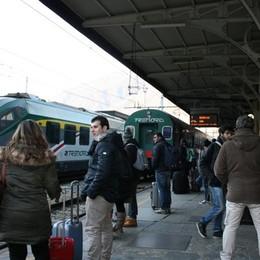 Danneggiò un treno a Tirano: preso minorenne