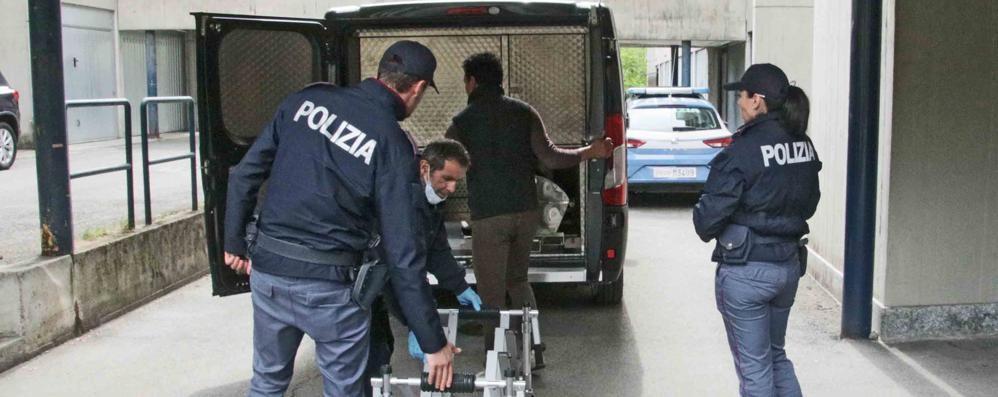 Delitto a Sondrio, lo squillo in Questura  che ha evitato il suicidio di Paganoni