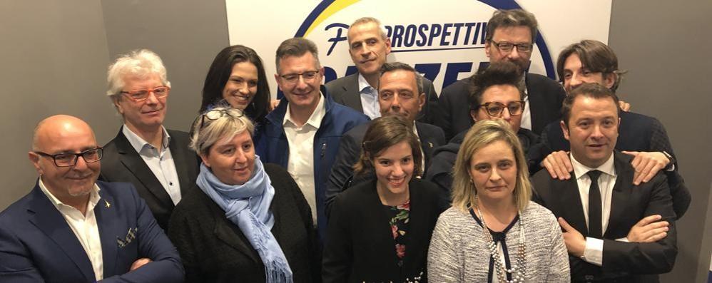 """A Merate c'è """"Più Prospettiva""""  È la squadra di Massimo Panzeri"""